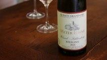 Grands crus d'Alsace: dégustation d'un Wineck-Schlossberg