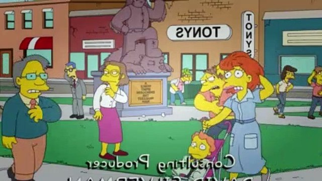 The Simpsons Season 24 Episode 18 Pulpit Friction