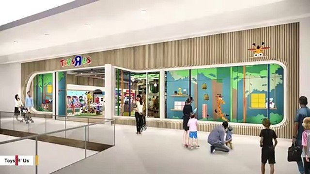 Toys 'R' Us Is Back, Reveals Look Of New Stores