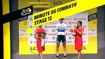 La minute du combatif Antargaz - Étape 12 - Tour de France 2019