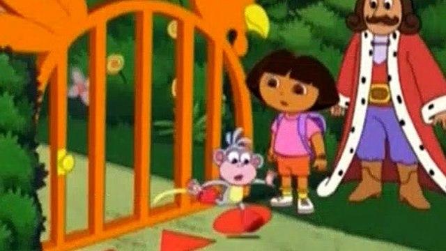 Dora the Explorer Season 4 Episode 15 - A Crown for King Juan el Bobo