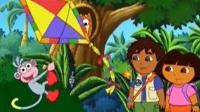 Dora the Explorer Season 4 Episode 14 - Dora and Diego to the Rescue
