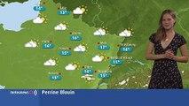 Météo : un peu de pluie, en Alsace, avant la canicule
