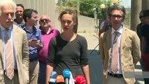 """Capitana del """"Sea Watch 3"""" Carola Rackete volvió a defenderse ante justicia de Italia"""