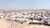 Alerte de l'UNICEF sur les conditions de vie dans le camp syrien d'Al-Hol