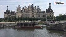 VIDEO.  L'atelier d'insertion Kaïros construit une toue pour l'hôtel de Chambord