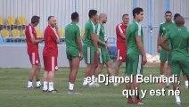 Champigny en finale de la CAN, avec ses enfants Cissé et Belmadi