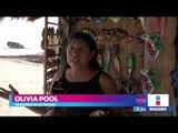 Sargazo afecta a las playas mexicanas y al turismo de Quintana Roo | Noticias con Yuriria Sierra