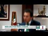 Imputan más delitos contra el exdirector de Pemex, Emilio Lozoya   Noticias con Francisco Zea
