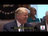 ¿Donald Trump es racista? Así respondió el presidente | Noticias con Ciro Gómez Leyva