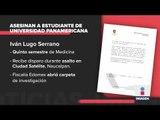 Asesinan a estudiante de medicina de la Universidad Panamericana | Noticias con Ciro Gómez