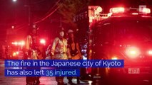 33 Confirmed Dead at Kyoto Animation After Suspected Arson Attack