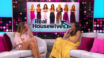 Denise Richards Goes Head-to-Head with Camille Grammer About Grammer's $30M Divorce Settlement
