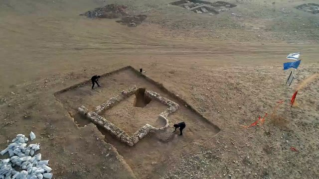 1,200-Year-Old Mosque Uncovered In Israel