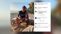 Messi y Antonela disfrutan de las vacaciones con sus hijos