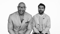 The First Time: Dave Bautista & Kumail Nanjiani