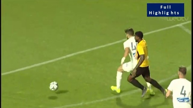 Brown Ideye gets fouled from Spyros Risvanis - Aris vs Atromitos - Full Replay18.07.2019