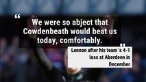 Football - Neil Lennon - Key Quotes of the 2017/2018 Season