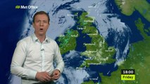 Met Office weather forecast News Letter