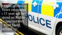 Boy, 17, Shot in Gun Attack on Sheffield Estate