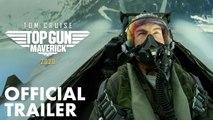 Top Gun Maverick - Official Trailer (VO)