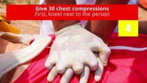 What to Do in the Case of a Cardiac Arrest - HIRES