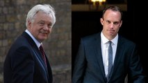 Dominic Raab vs David Davis: Voting habits
