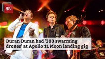 Duran Duran To Use Drones During Show