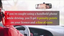 CAR_190718_What Does the Law Say About Using Your Mobile Phone Whilst Driving