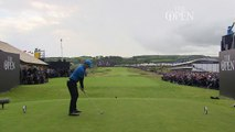 McIlroy has nightmare first round at The Open Championship