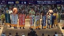 Mitakeumi vs Hakuho - Nagoya 2019, Makuuchi - Day 12