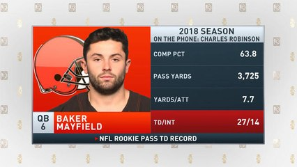 The Jim Rome Show: Charles Robinson talks Baker Mayfield