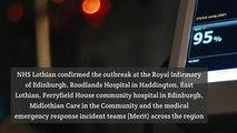 Five NHS Lothian Sites Hit by Major Scabies Infestation