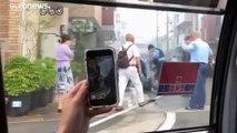 Kyoto: è salito a 33 il numero delle vittime nell'incendio alla Kyo-Ani