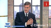 Jacob Rees-Mogg refused to condemn Boris Johnson for alleged adultery