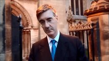 VIDEO: Jacob Rees-Mogg talks about Brexit to party supporters during visit to Lincolnshire