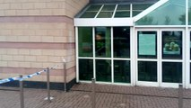 Police at Valley Centertainment after murder inquiry launched