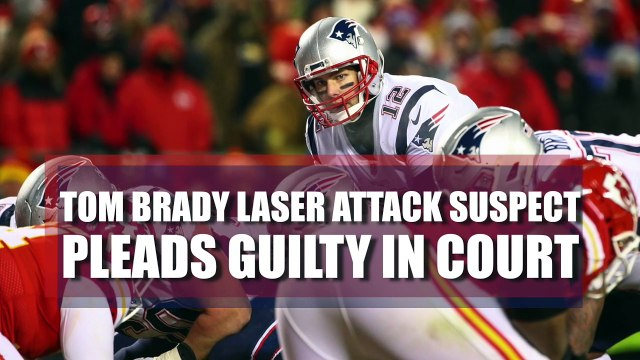 Chiefs Fan Who Pointed Laser At Tom Brady Gets Legal Punishment