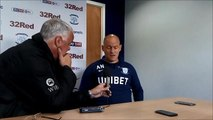 Alex Neil West Brom initial reaction