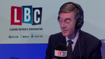Jacob Rees-Mogg misspeaks on LBC 'Brexit is a fundamental error'