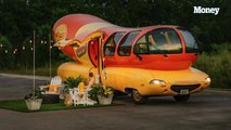Live in the Oscar Mayer 'Weinermobile' for only $136 a night this summer