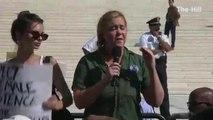 Amy Schumer speech at anti-Kavanaugh protest