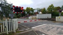 Residents around Station Road railway crossing in Houghton have been complaining about noise issues