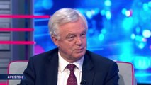 David Davis claims he was 'stitched up' by No 10 and UK could get similarly stitched up by EU
