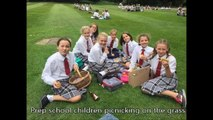 Westbourne House School hold green day picnick