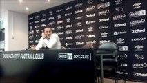 Derby County boss Frank Lampard praises Sheffield United