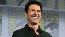 Tom Cruise Surprises Comic-Con with Top Gun: Maverick Trailer