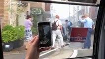 33 muertos en un incendio provocado en Japón