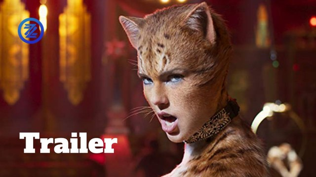 Cats Trailer #1 (2019) Idris Elba, Taylor Swift Animated Movie HD