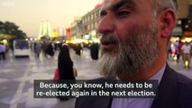 Inside Iran  Iranians on Trump and the nuclear deal - BBC News